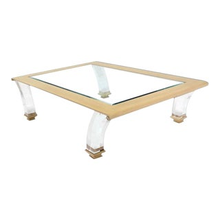 Vintage Mid Century Coffee Table For Sale