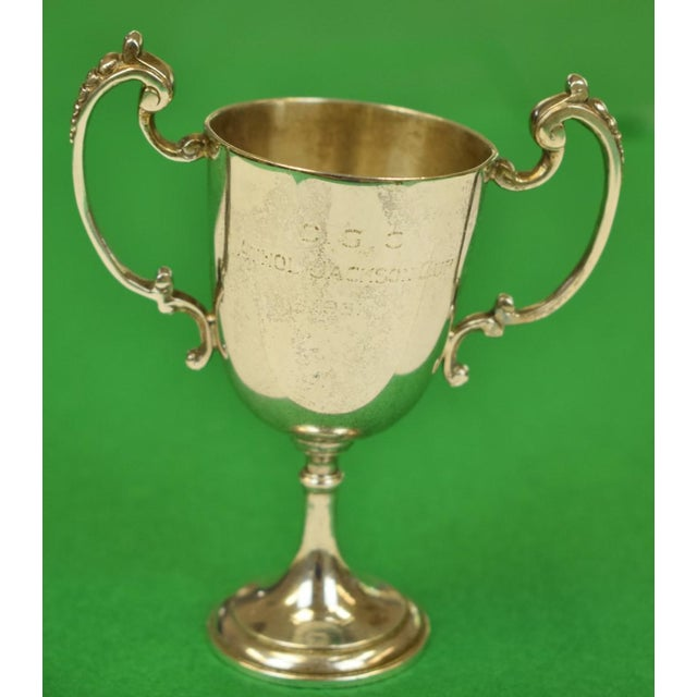 Mappin & Webb 1960s Vintage Mappin & Webb Dgc 'Athol Jackson Cup' For Sale - Image 4 of 4