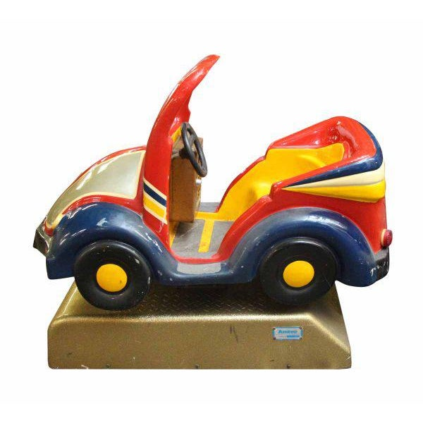 Love Buggie Coin Operated Kiddie Ride For Sale - Image 4 of 6