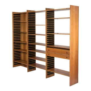 """Materita"" Bookcase by Gianfranco Frattini for Bernini"