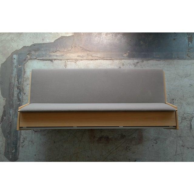 Hans Wegner for GETAMA Model 258 Oak Sofa or Daybed For Sale In New York - Image 6 of 11