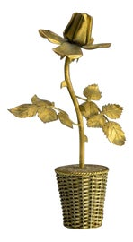 Image of Gold Sculpture