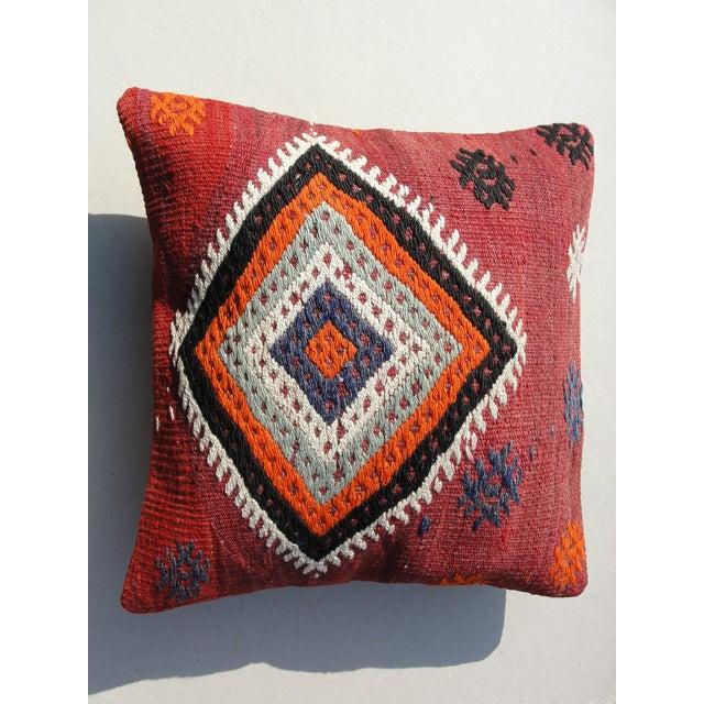 Kilim Rug Pillow - Image 2 of 11