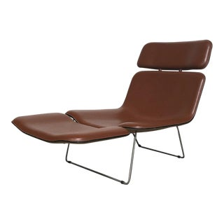 """Modern Cappellini """"Spring"""" Lounge Chair For Sale"""