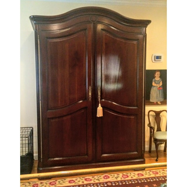 Grange France Bonnet Top Armoire - Image 5 of 11