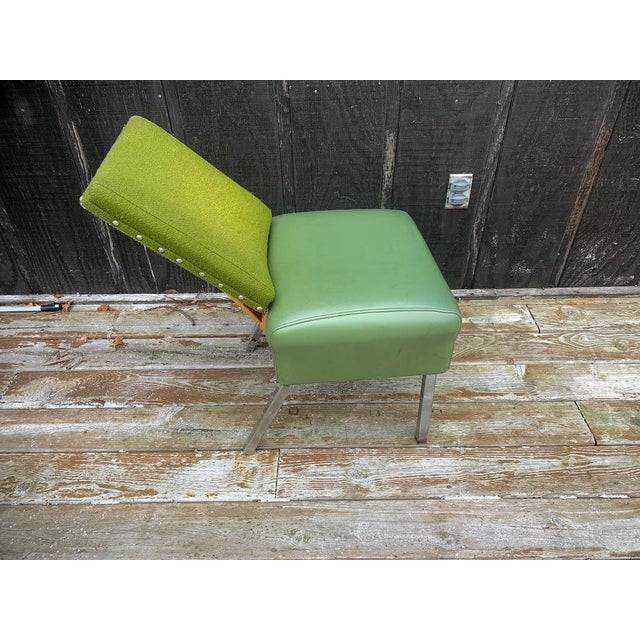 Metal Lloyd Adjusting Chairs - Set of 2 For Sale - Image 7 of 13