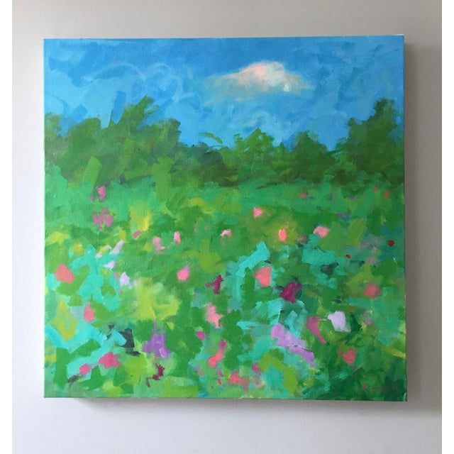 French Dreams of Giverny by Anne Carrozza Remick For Sale - Image 3 of 5