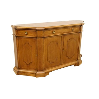 Late 20th Century Vintage Mount Airy Furniture Contessa Collection Buffet/Sideboard For Sale