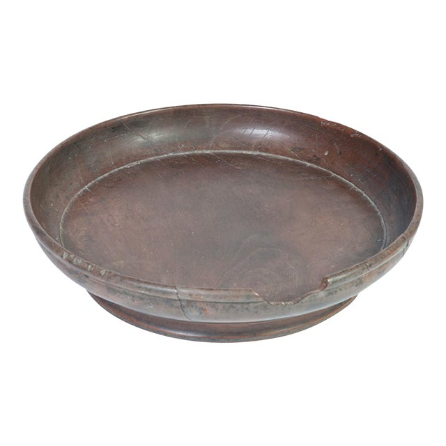 Indonesian Wooden Serving Tray VI For Sale