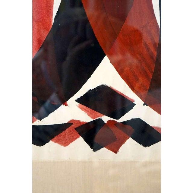 1930s Irving Lehman Modernist Original Work on Paper For Sale - Image 5 of 8