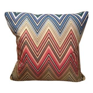 Custom Missoni Home 'Kew' Pillow For Sale