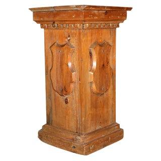Pedestal For Sale