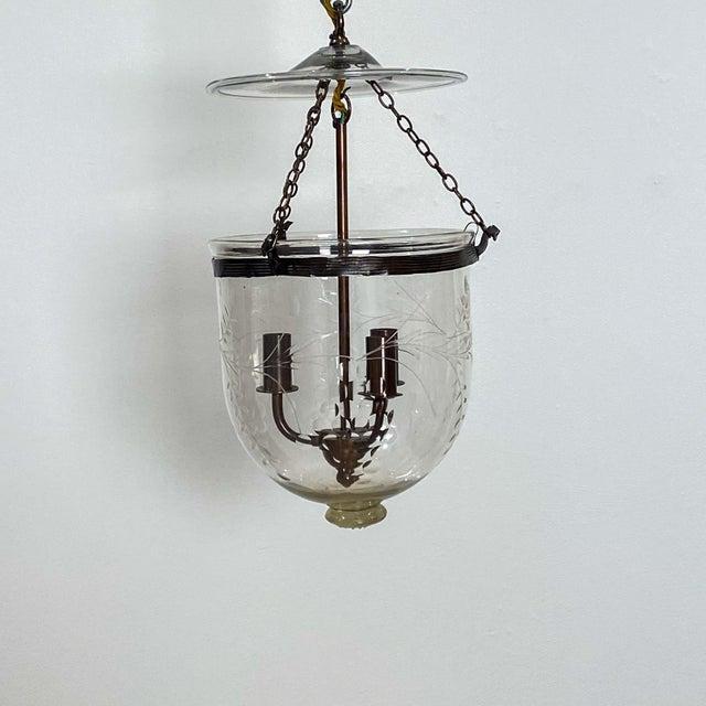 1960s Vintage Bell Jar Lantern, Austria Circa 1960 For Sale - Image 5 of 5