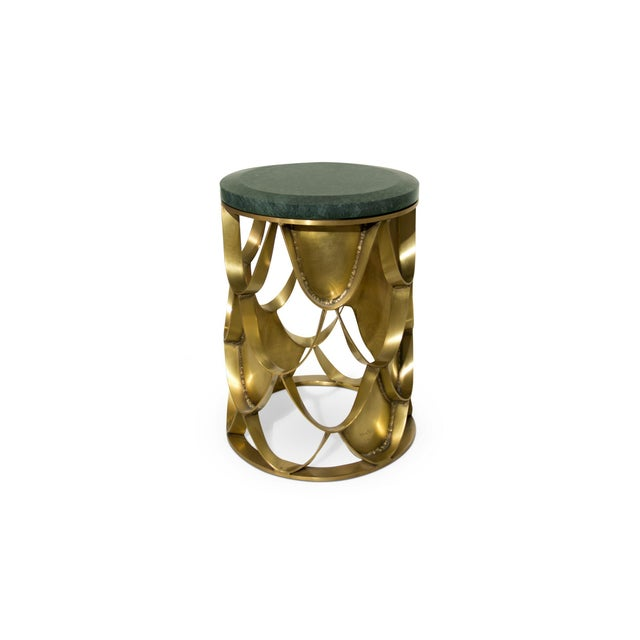 Koi Side Table From Covet Paris For Sale - Image 6 of 7
