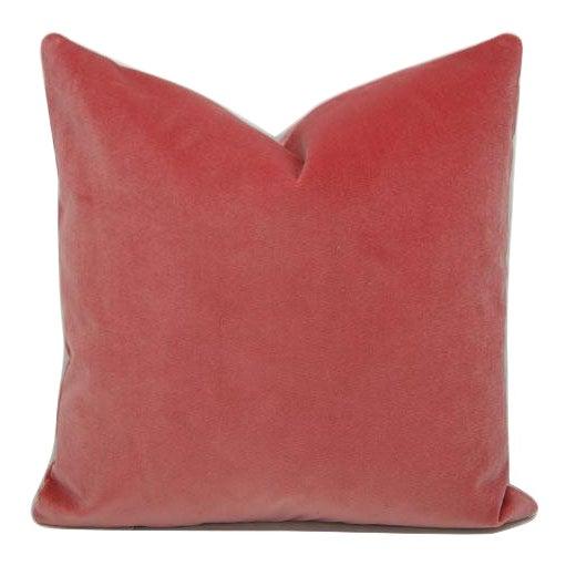 Tulip Velvet Pillow Cover For Sale