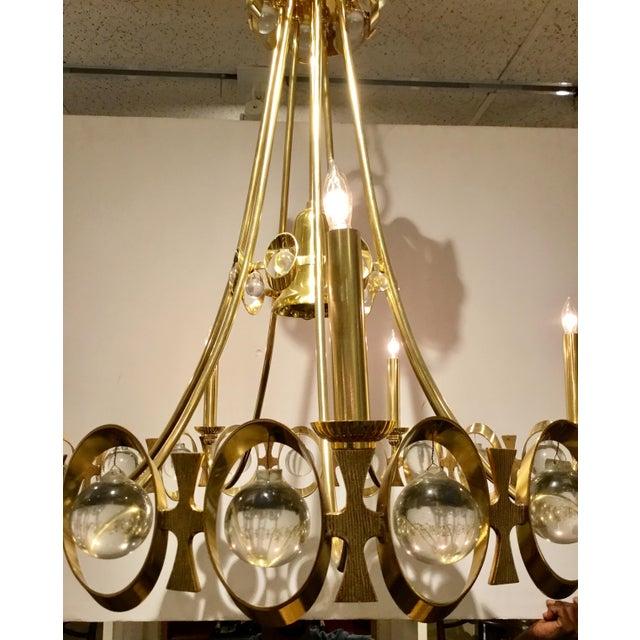 Global Views Global Views Modern Jewel Tangle Chandelier For Sale - Image 4 of 7