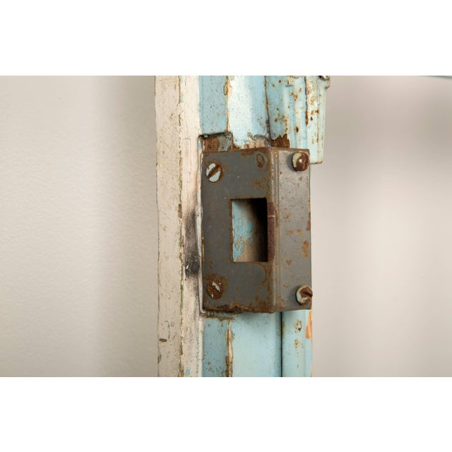 Pair of Antique French Original Paint Doors, Circa 1800s For Sale - Image 4 of 10