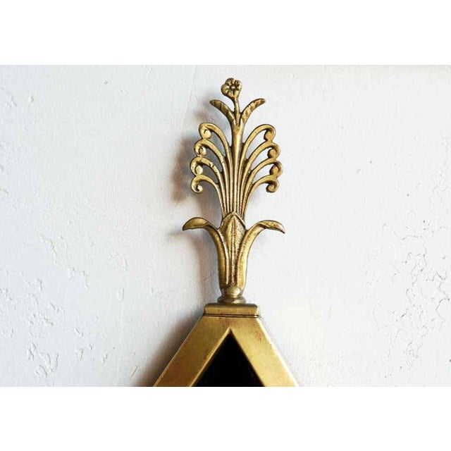 Early 20th-C. Neoclassical Bronze Sconce - Image 5 of 5