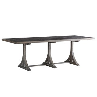Gabby Home Adams Trestle Dining Table