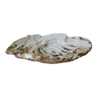 Takuma Murakoshi Stoneware Shigaraki Bowl For Sale