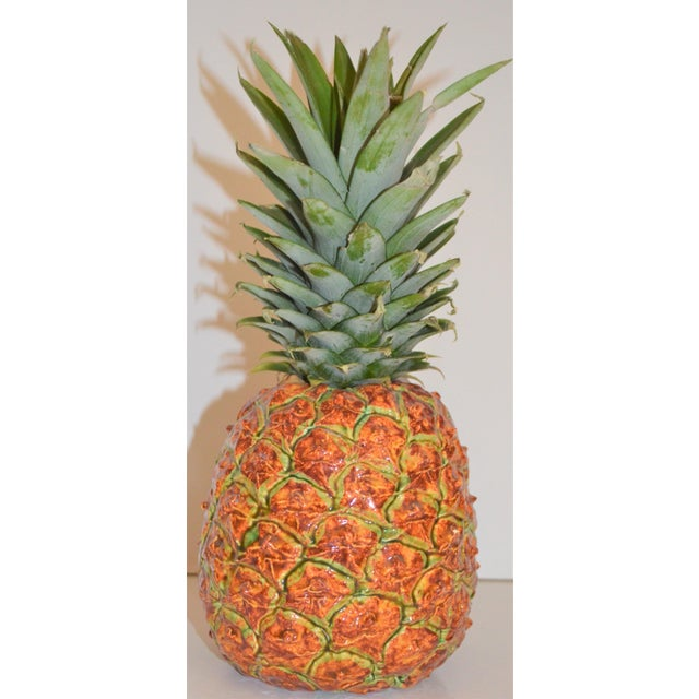 Dodie Thayer Pineapple Vase For Sale In Houston - Image 6 of 10