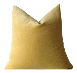 Image of Light Yellow Bedding