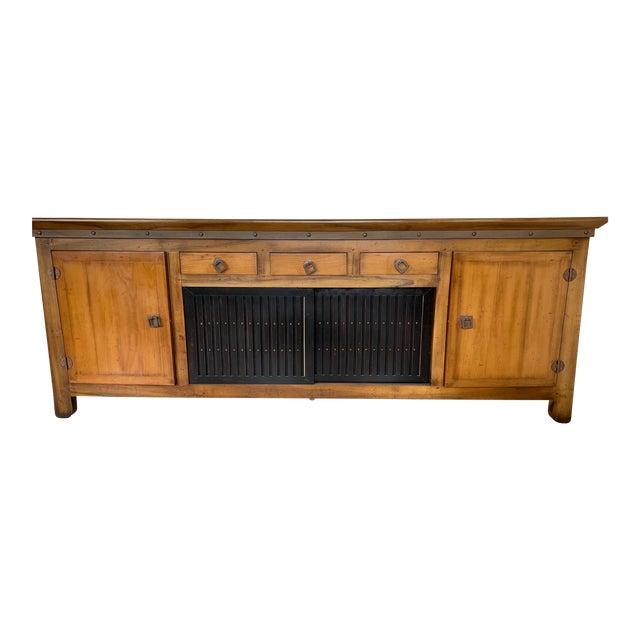 Roche Bobois Wood Buffet Sideboard
