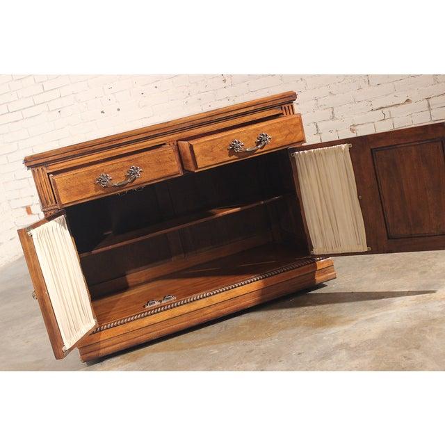 Vintage Davis Cabinet Company Server Or Dry Bar Image 7 Of 11