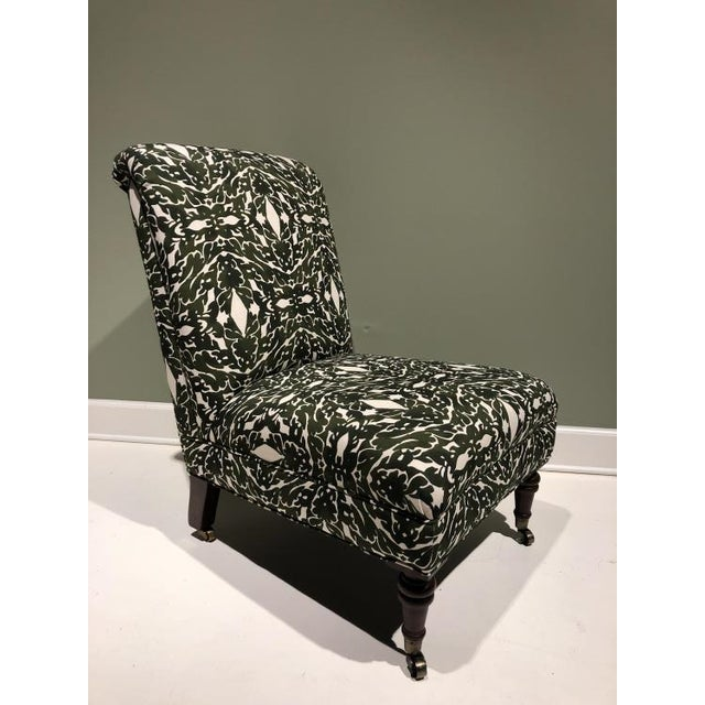 Traditional Century Furniture Elkins Chair For Sale - Image 3 of 5
