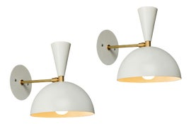 Image of Mid-Century Modern Sconces and Wall Lamps