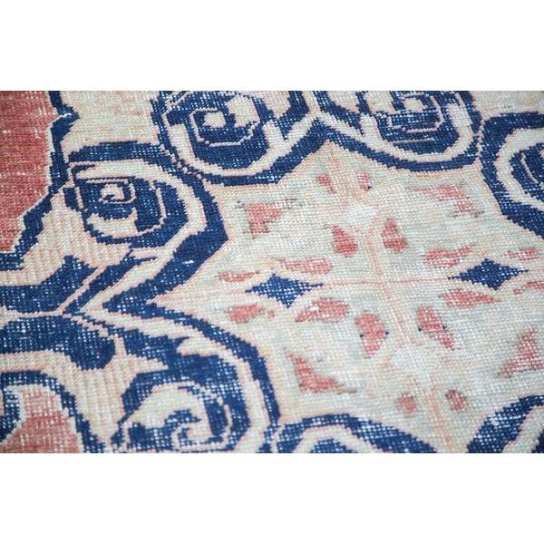 "Distressed Oushak Carpet - 6' X 9'4"" - Image 8 of 10"