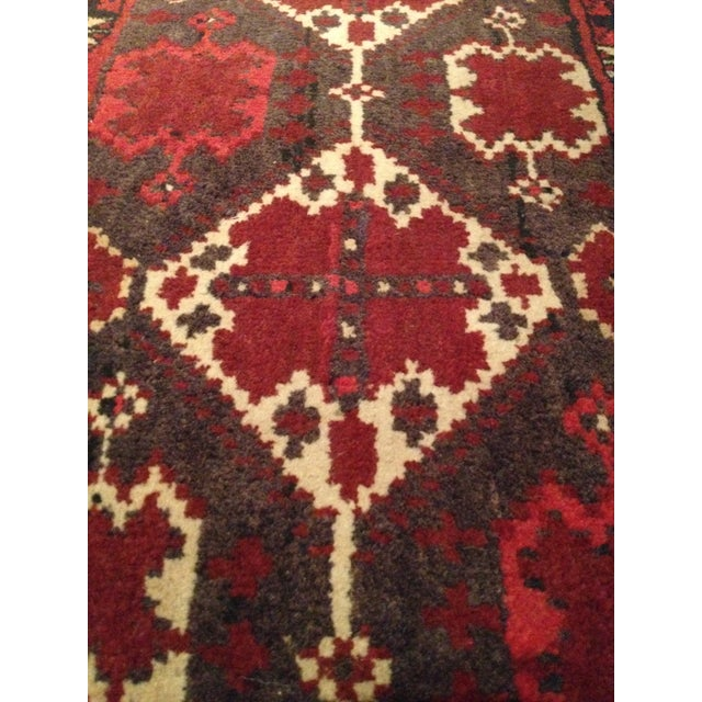 Vintage Turkmen Wedding Trapping - 1′4″ × 4′7″ - Image 3 of 5