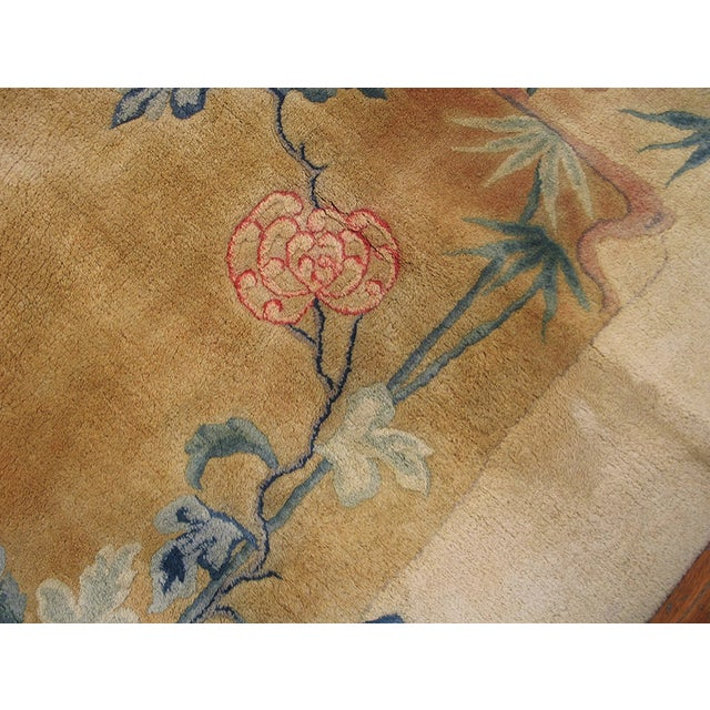 Antique Chinese Art Deco Rug For Sale In New York - Image 6 of 8