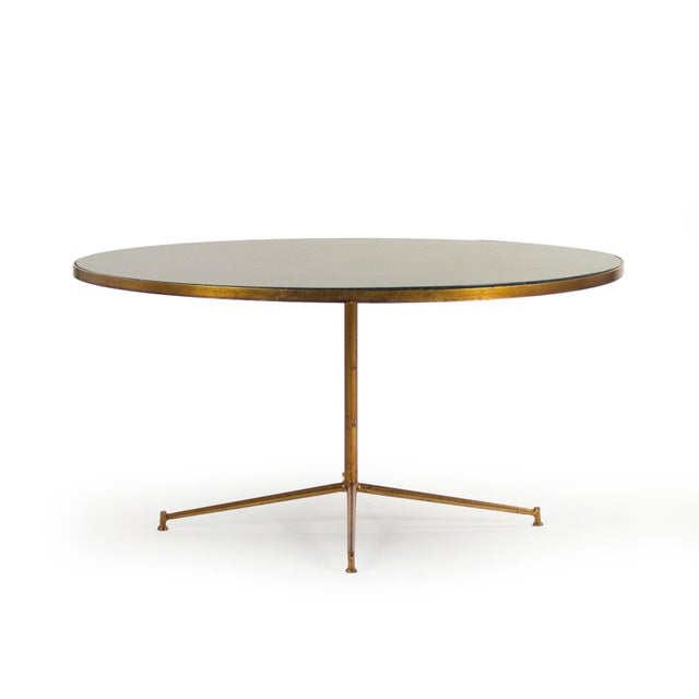 2020s Cellene Table in Gold For Sale - Image 5 of 5