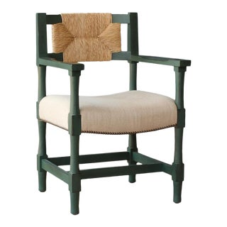 New York Athletic Club Armchair For Sale