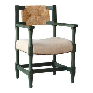 New York Athletic Club Armchair For Sale