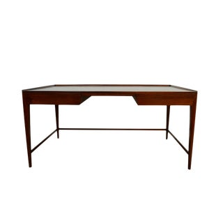 1950s Vintage Frode Holm Rosewood Desk For Sale
