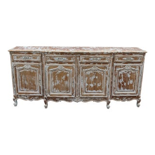 C. 19th French Country Sideboard