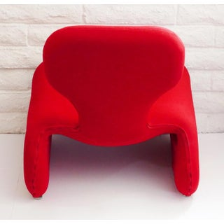 Djinn Chair by Olivier Mourgue for Airborne Preview