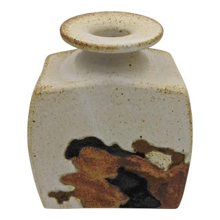 Late 20th Century Charles Rotschild Bar Lo / Barlow Studio Pottery Vase For Sale