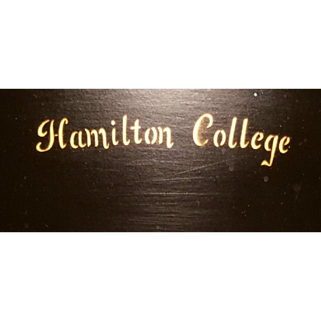Hamilton College Hitchcock Accent Chair - Image 8 of 11