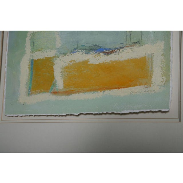 2000s Doreen Noar, Oil on Paper For Sale - Image 5 of 8