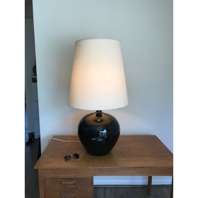 Monumental Mid Century Lamp For Sale - Image 10 of 11