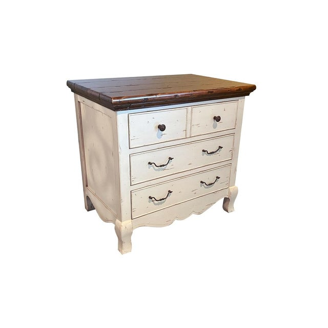 Traditional Fremarc Designs Chateau Nightstand For Sale - Image 3 of 3