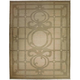"Modern Luxury Rug - 8'11"" x 11'10"" For Sale"