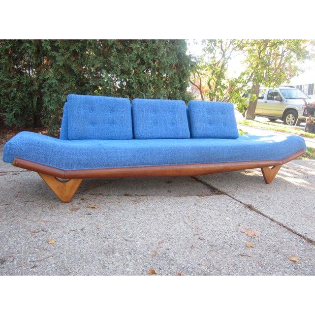 Gorgeous MCM Adrian Pearsall for Craft Associates Inc 2303-S Gondola Sofa....Man 'o' Man she's a beauty!!!!..Great vintage...