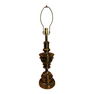 Mid Century Vintage Stiffel Regency Table Lamp For Sale