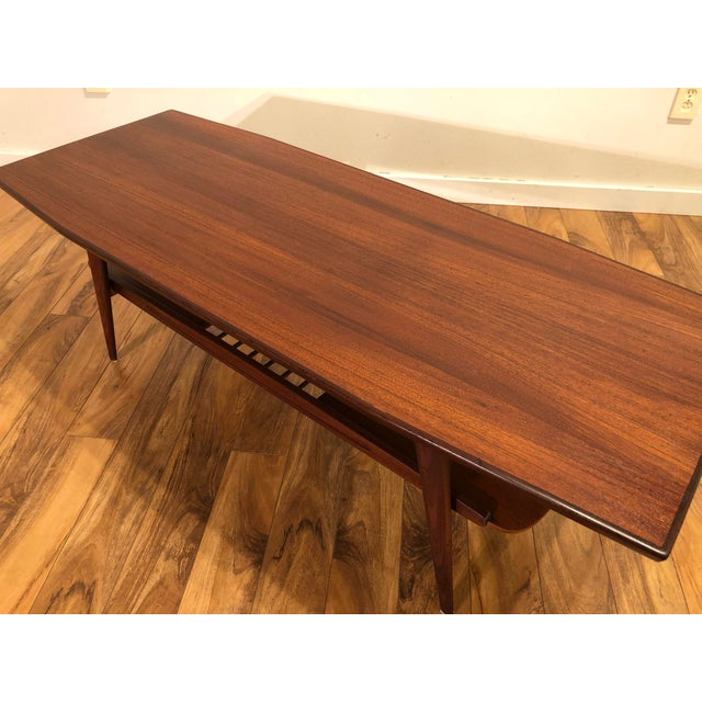 Mid-Century Modern Brode Blindheim for Sykkylven Coffee Table For Sale - Image 3 of 13