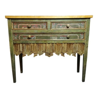 Vintage Italian Commode For Sale