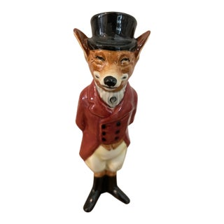 Mid 20th Century Mid-Century Royal Doulton Fox For Sale